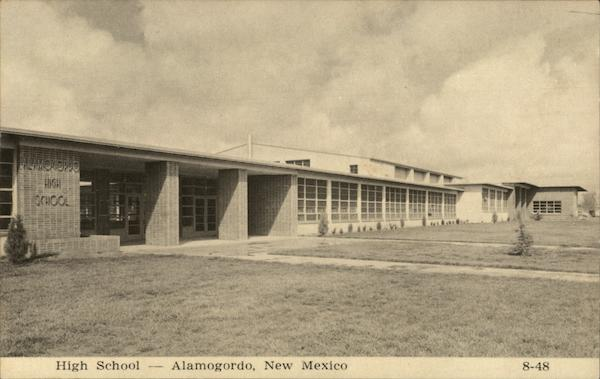High School Alamogordo New Mexico