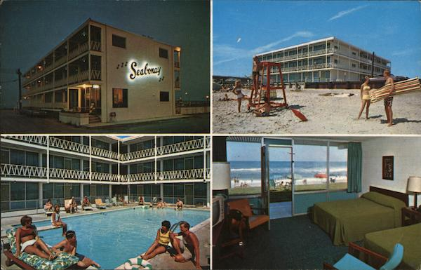 Seabonay Motel Ocean City Maryland