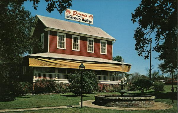 Perry's Seafood House Pensacola Florida