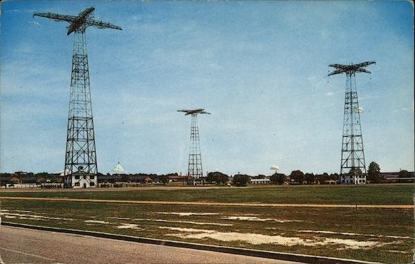 Jump Towers, Ft. Benning GA Army