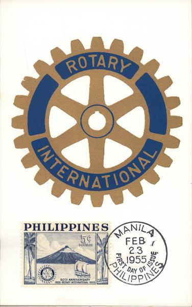 Rotary International Symbol Philippines Southeast Asia