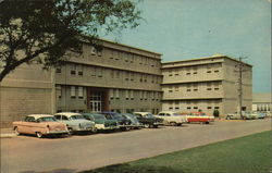 Academic Building, Sheppard Air Force Base Postcard