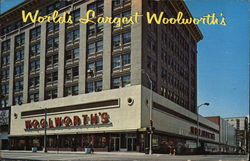 World's Largest Woolworth's