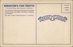 Bernstein's Fish Grotto