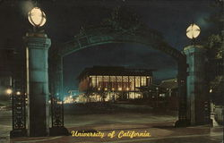 University of California, Sather Gate
