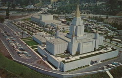 Oakland Temple and Interstate Center of the Church of Jesus Christ of Latter-Day Saints