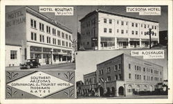 Southern Arizona's Commercial and Tourist Hotels