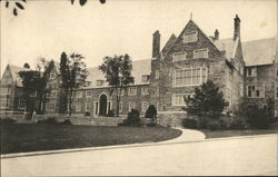 Cornell University - Balch Hall, Women's Dormitory