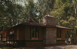 The Unit Lodge of the Michi-Lu-Ca Conference Center and Camp
