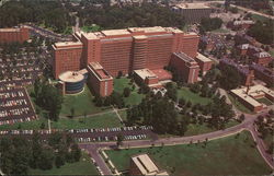 Public Health Services Clinical Center Postcard