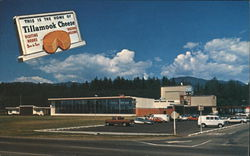 Home of Tillamook Cheese