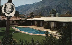 Palm Springs Home of Dinah Shore
