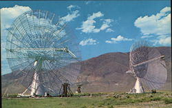 Radio Telescopes, Owens Valley