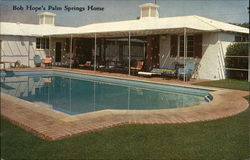 Bob Hope's Palm Springs House