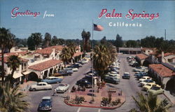 Palm Springs Plaza