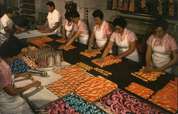 Women Rolling Candies, Nut Tree Candy Kitchen