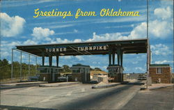 Greetings from Oklahoma - Turner Turnpike