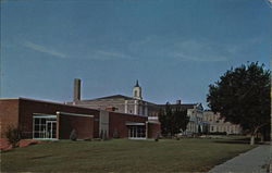 Concordia High School Postcard