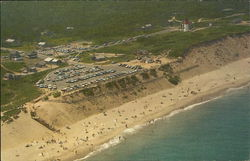 Nauset Beach and Light, Eastham on Cape Cod