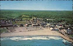 Aerial View of Short Sands Beach