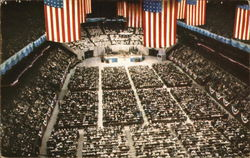 Madison Square Garden, Billy Graham Crusade
