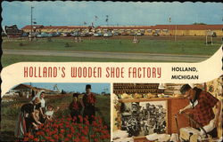 Holland's Wooden Shoe Factory