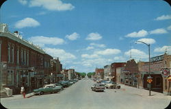 Main Street, Smith Center, Kansas