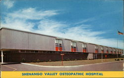 Shenango Valley Osteopathic Hospital