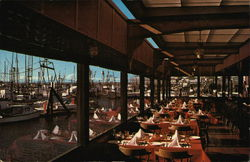 Windjammer Restaurant, Wharf No.2