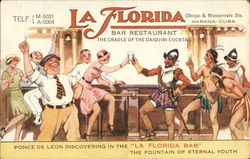 La Florida Bar Restaurant
