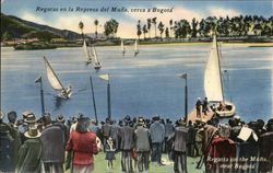 Regatta on the Muna
