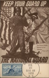 Keep Your Guard Up: The National Guard