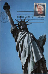 Statue of Liberty - First Day of Issue