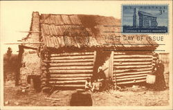 Typical Negro Cabin, Dixieland