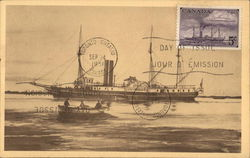 Canadian Steamship: First Day Cover