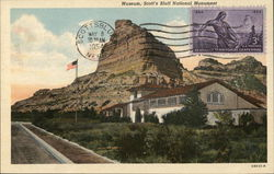 Scott's Bluff National Monument - Museum