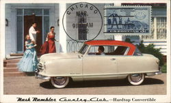Nash Rambler Country Club - Hardtop Convertible