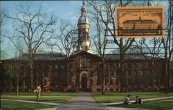 Princeton University - Nassau Hall