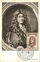 J.B. Lully: First Day Cover