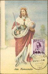 San Fernando of Spain