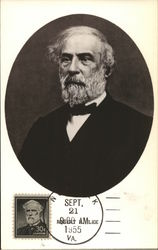 Robert E. Lee, US Civil War Leader