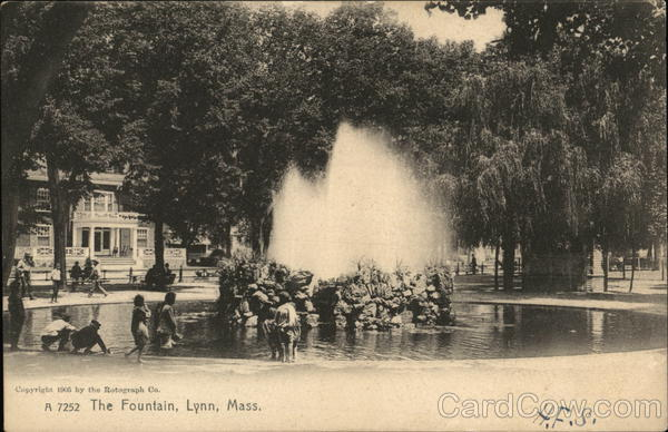 The Fountain Lynn Massachusetts