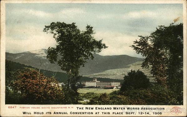 Fabyan House Carroll New Hampshire