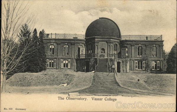 The Observatory, Vassar College Poughkeepsie New York