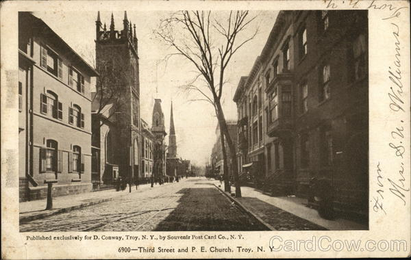 6900-Third Street and P.E. Church, Troy, N.Y. New York