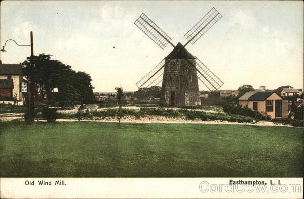 Old Wind Mill, Easthampton Long Island New York