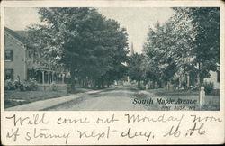 South Maple Avenue
