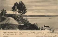 West Shore Road Postcard