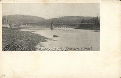 Barryville and Shohola Bridge