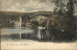 St. John's Lake, Cold Springs